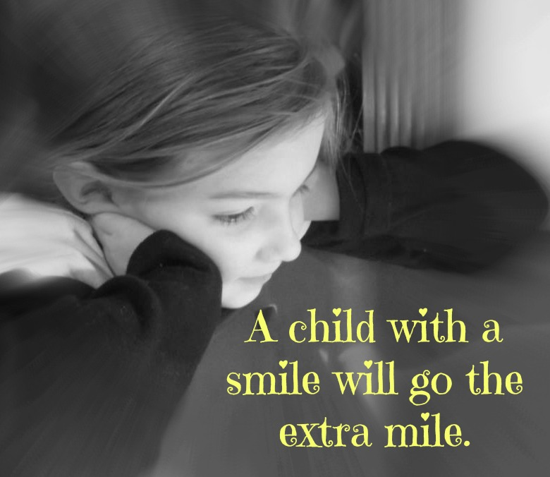 best √ child smile quotes and sayings com