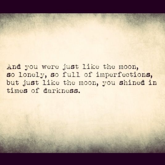 Quotes About Lonely Moon 23 Quotes