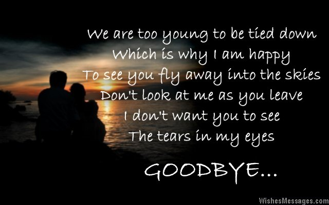 quotes about leaving boyfriend quotes