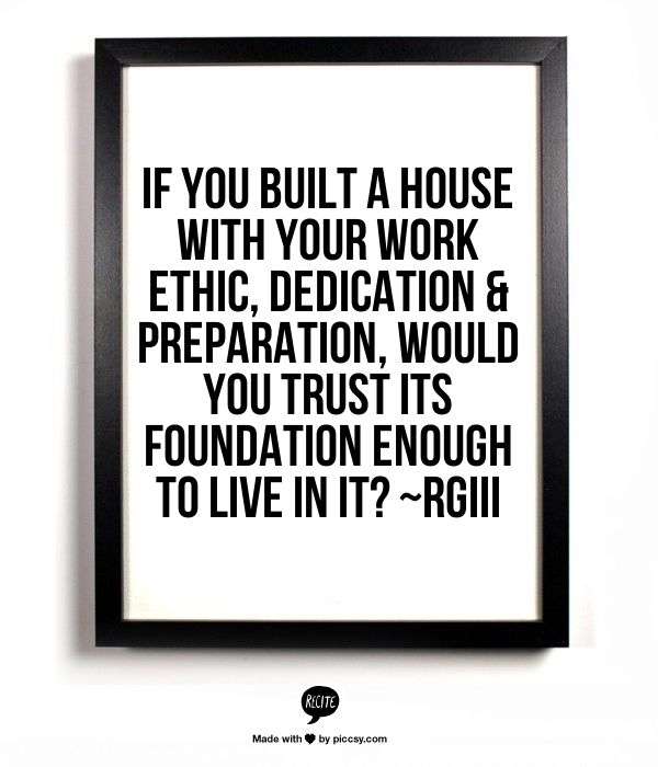 Quotes About Work Ethic And Integrity 15 Quotes