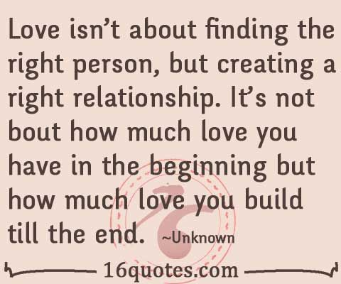 Quotes About Finding Right Person 44 Quotes