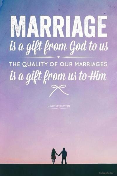 Quotes about Marriage religious (44 quotes)