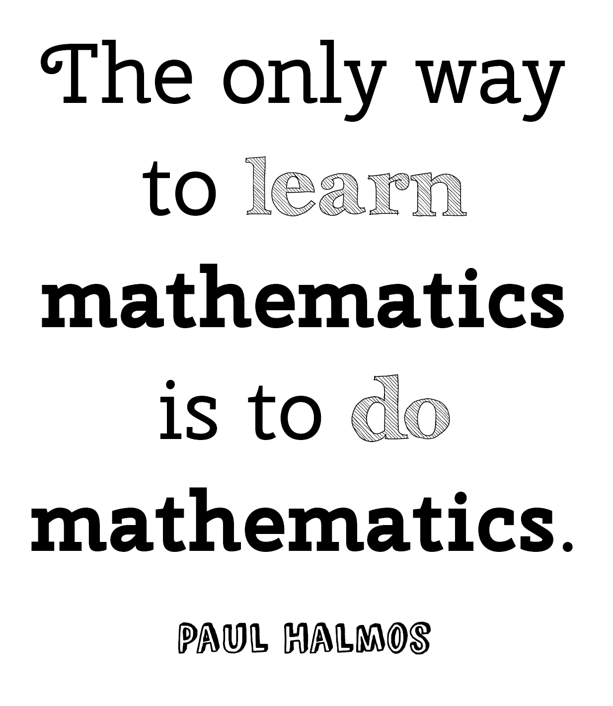 Math Is Fun Quotes