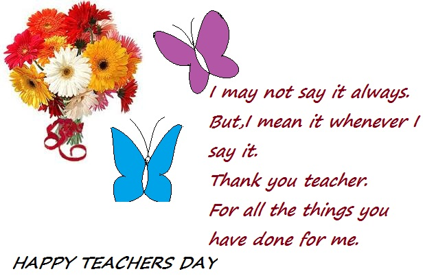 quotes about teacher day quotes