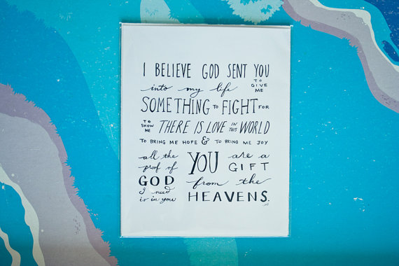 Quotes about Gifts from heaven (23 quotes)