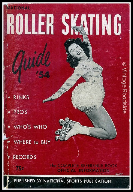 Quotes about Roller Skating (26 quotes)