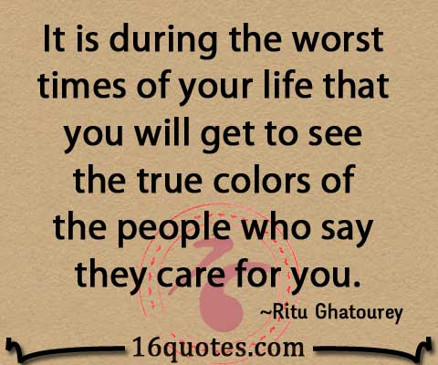 Quotes About True Colors 50 Quotes