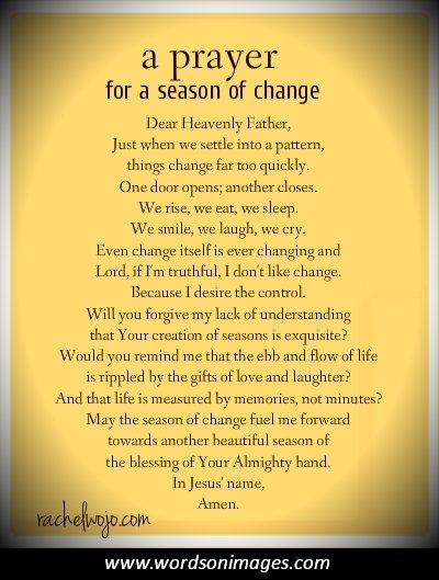 Quotes About Seasons Change 50 Quotes