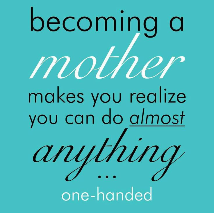 Quotes about Becoming A Mom (34 quotes)