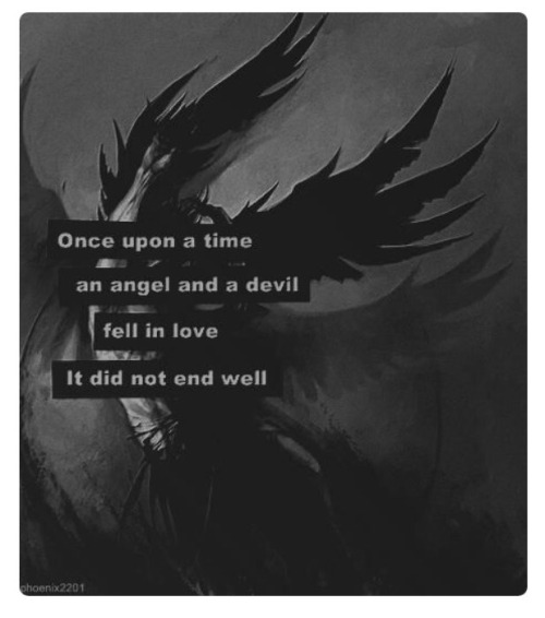 Lucifer Once Upon A Time: Quotes About Angel And Devil (74 Quotes