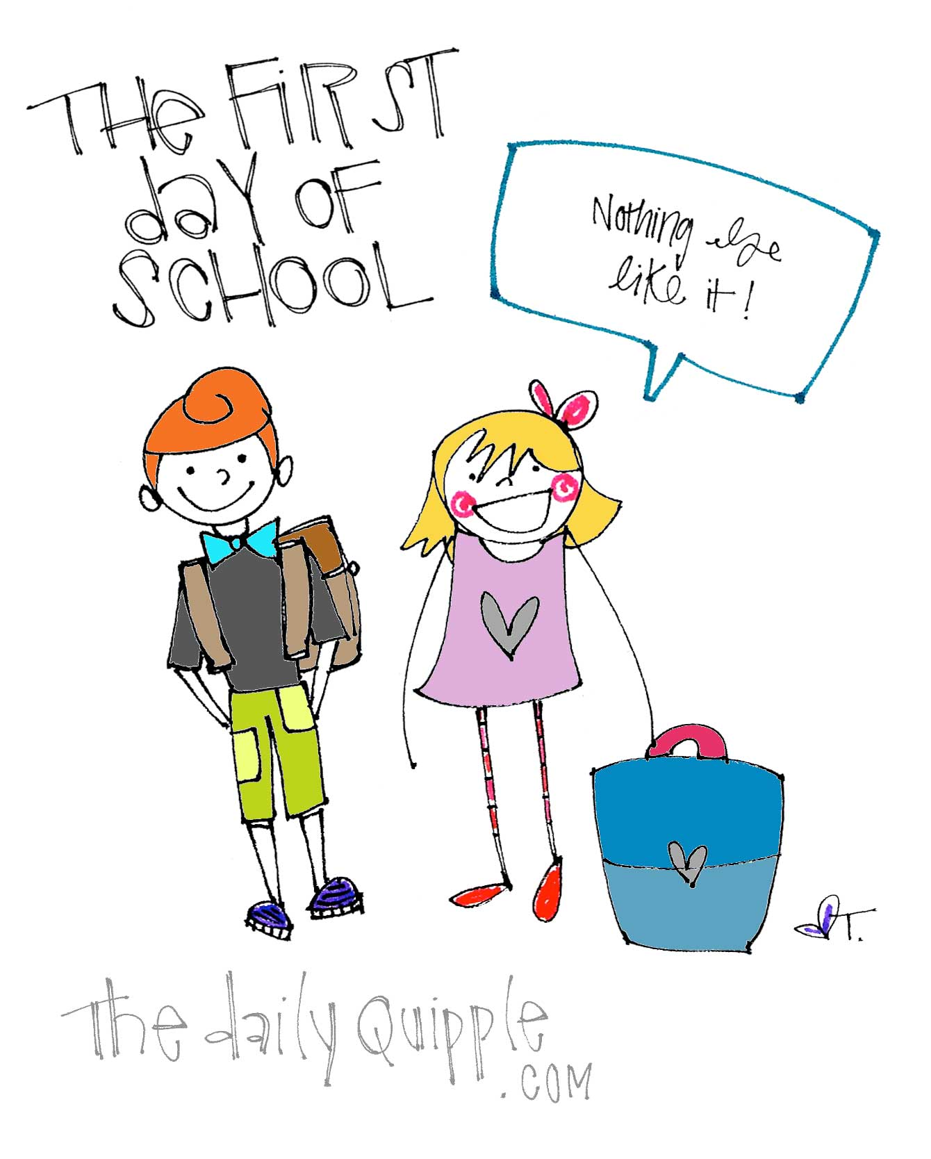 Quotes About First Day Of School 87 Quotes
