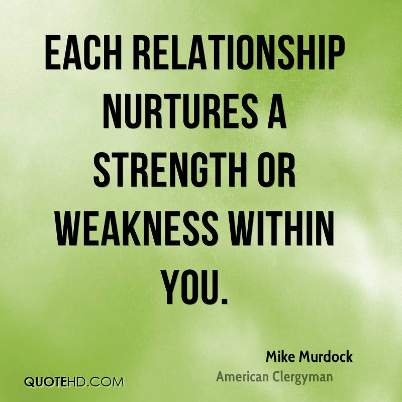 Quotes about Relationship strength (38 quotes)