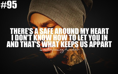 Quotes about Gym class heroes (23 quotes)