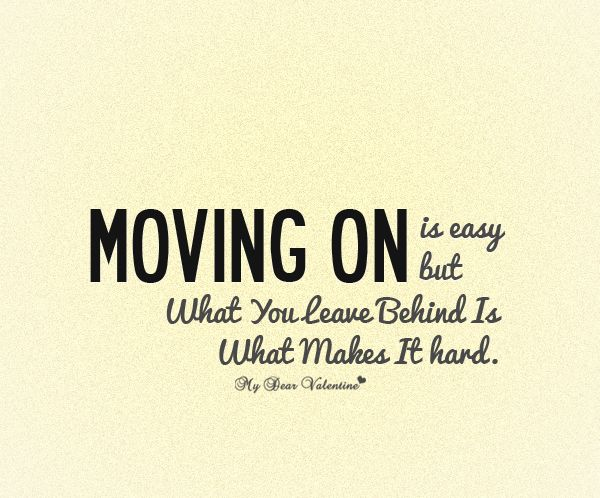 Quotes about Moving on love (32 quotes)