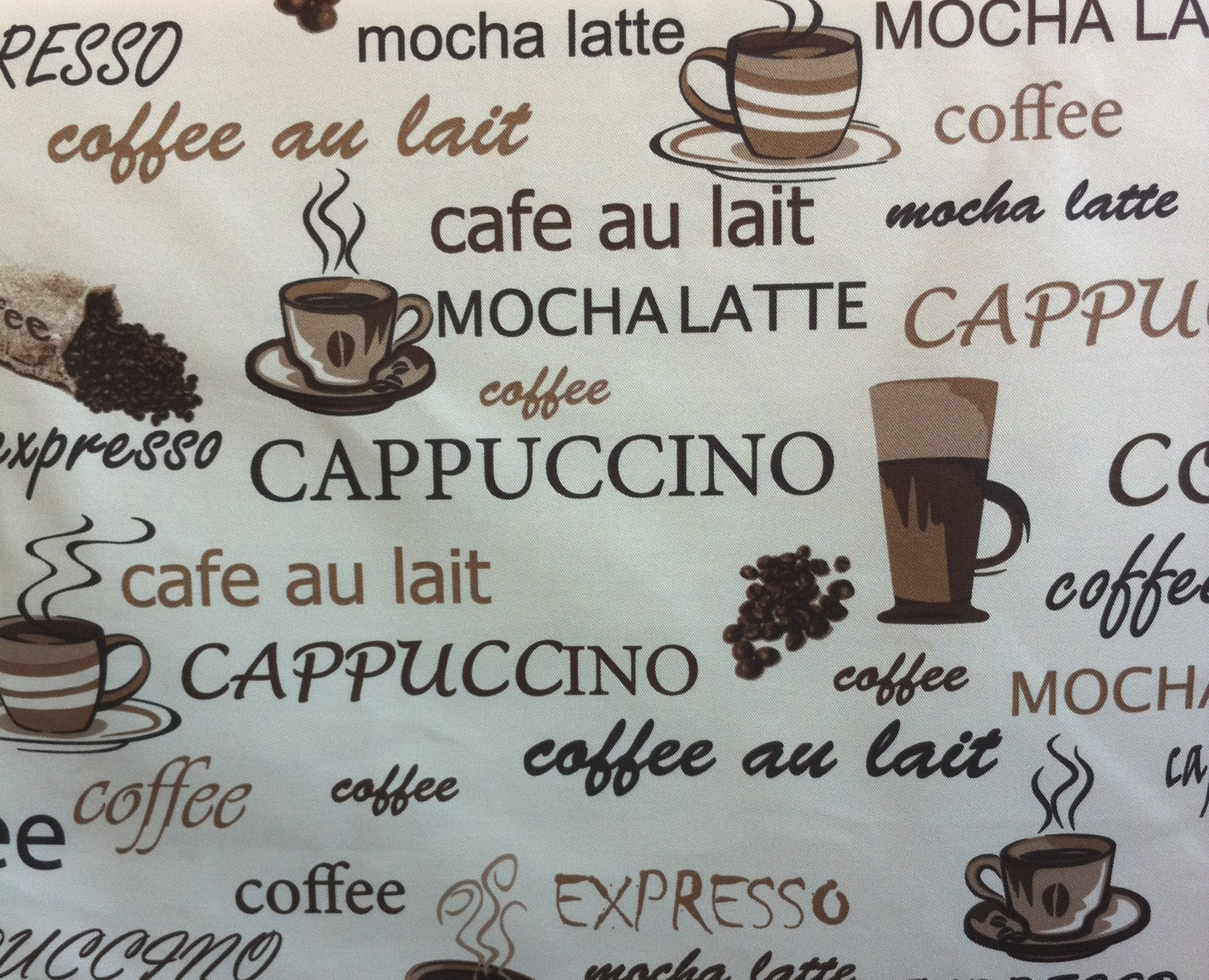 Quotes about Cappuccino 32 quotes