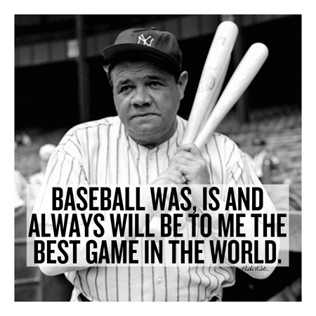 Babe Ruth Quotes Custom Quotes About Babe Ruth 48 Quotes