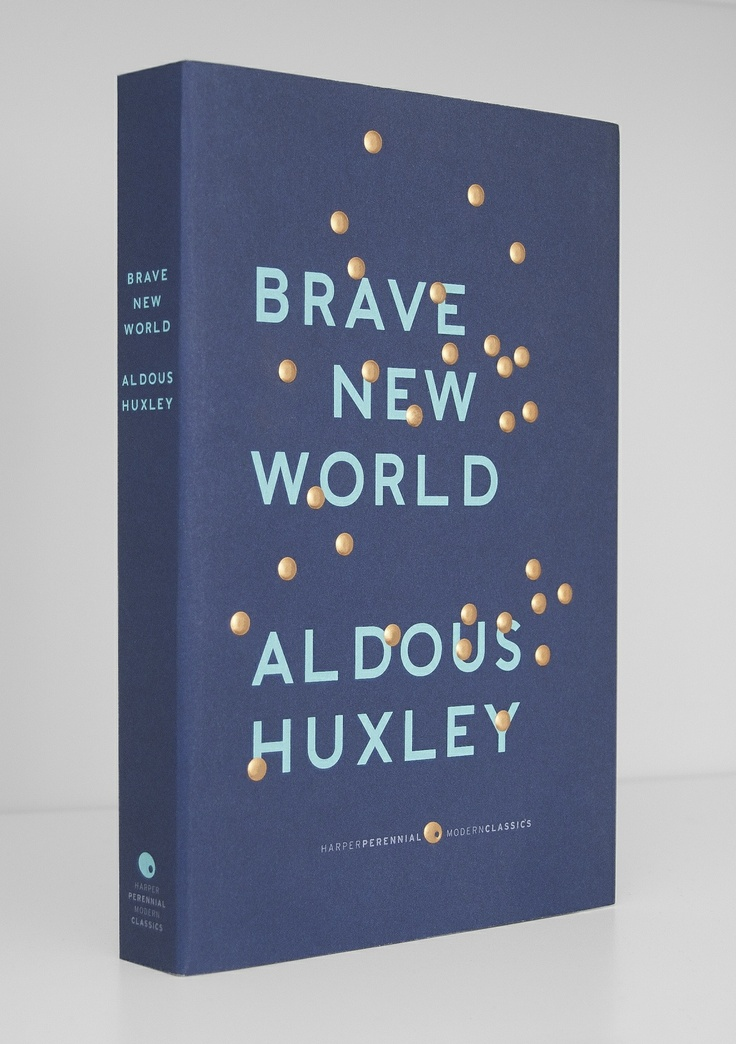 an analysis of the book brave new world Check out aldous huxley's brave new world video sparknote: quick and easy brave new world synopsis, analysis, and discussion of major characters analysis, and discussion of major characters and themes in the novel.
