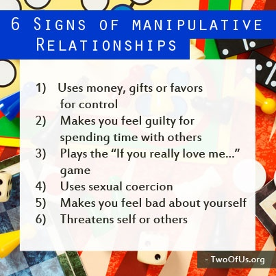 You relationship a in being are signs controlled 20 Signs