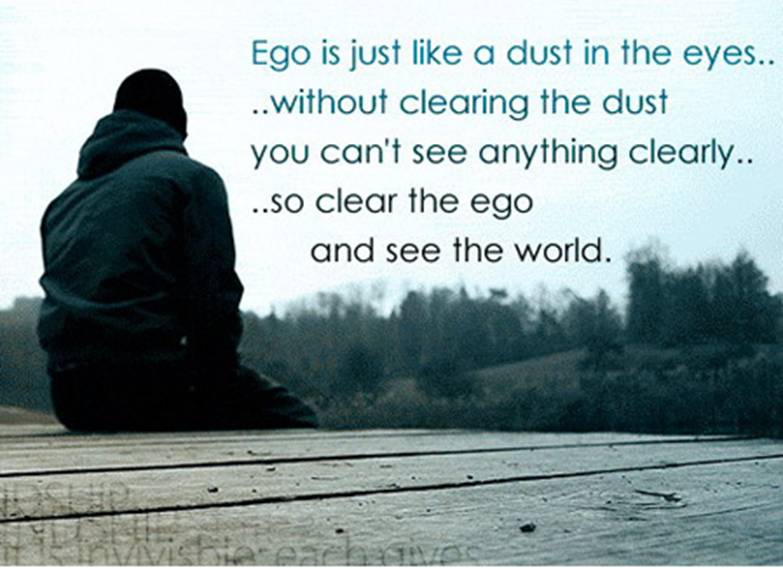 quotes about attitude and ego quotes
