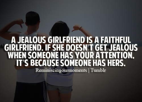 Quotes About Dont Be Jealous 56 Quotes