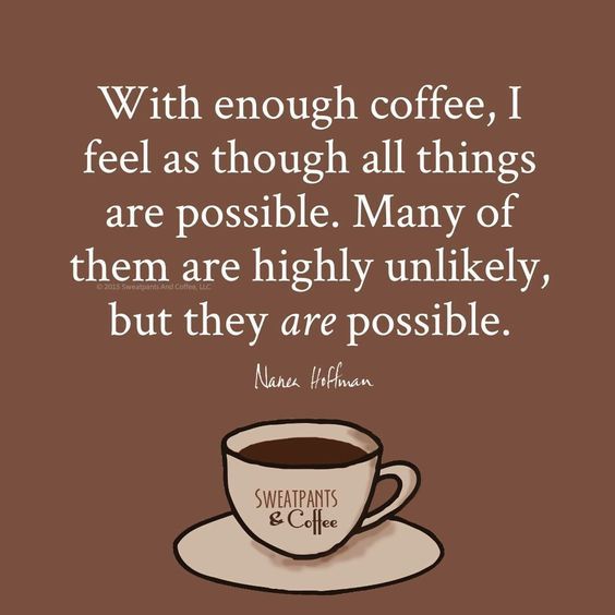 quotes about coffee and studying quotes