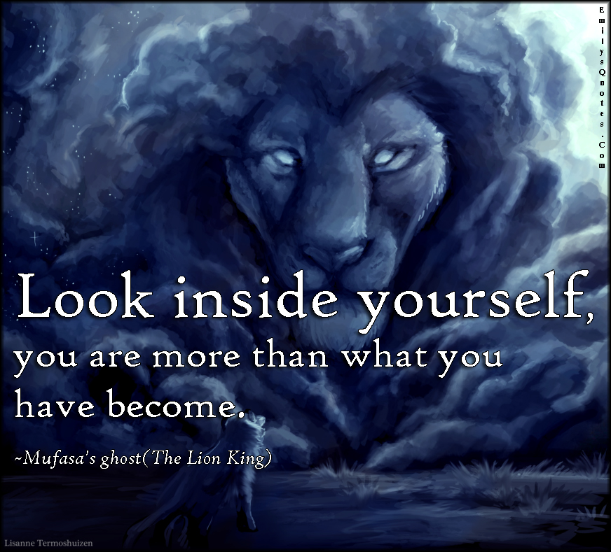 Quotes about Lion King (53 quotes)