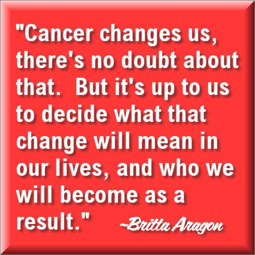 Quotes About Cancer 565 Quotes