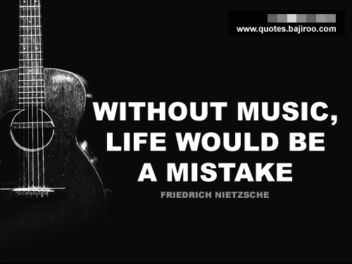 Quotes About Music By Musicians 41 Quotes