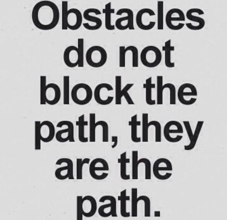 obstacles in life quotes