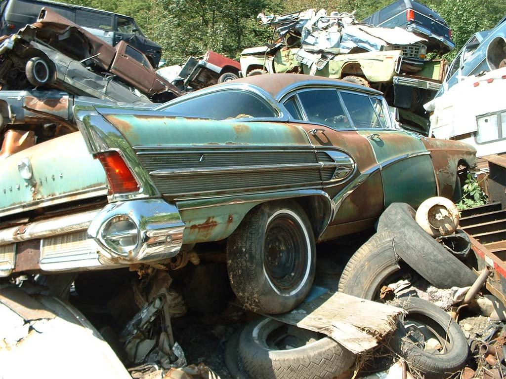 Quotes about Junkyard (47 quotes)