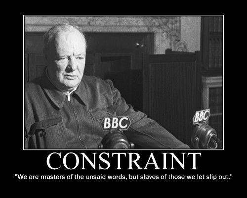 Quotes About Constraint 81 Quotes