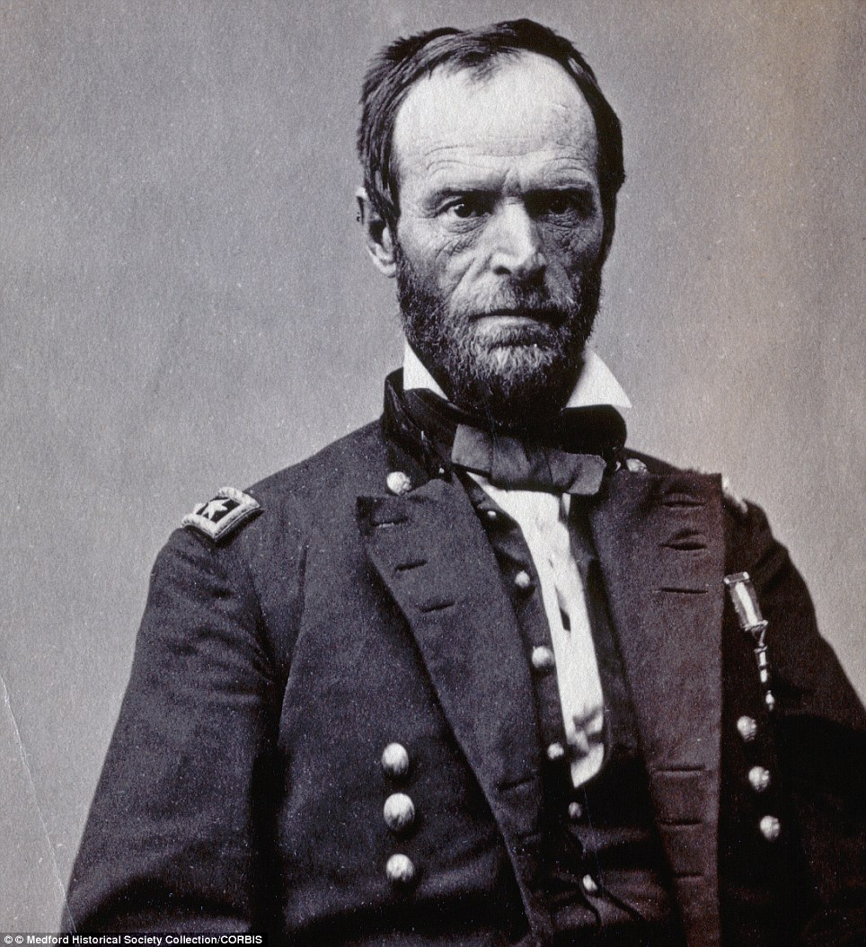 general sherman s role in the civil During sherman's 1864 march to the sea, major general william t sherman moved his army across the state of georgia, destroying confederate war.