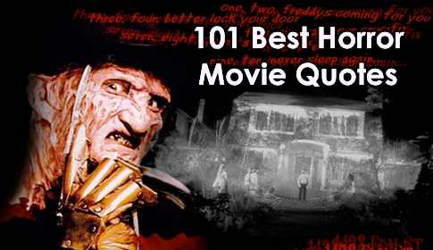 Quotes About Scary Movies 66 Quotes