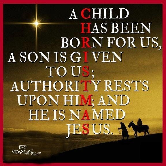 Image result for jesus christmas quotes