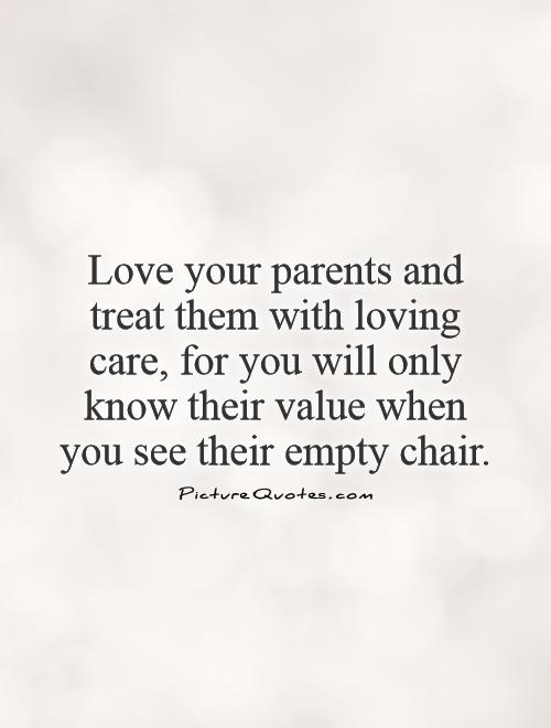 Quotes About Parents Love 173 Quotes