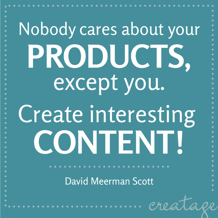 Quotes about Product marketing (60 quotes)