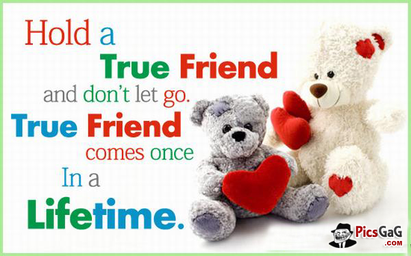 Amusingfun True Friend Quote