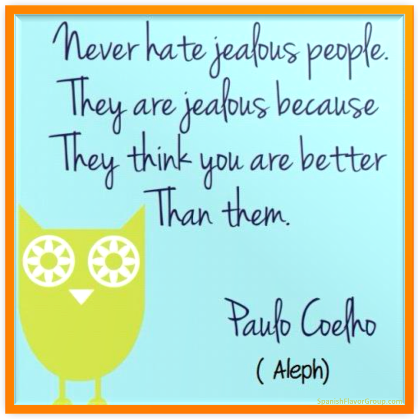 Quotes About Jealous People 69 Quotes