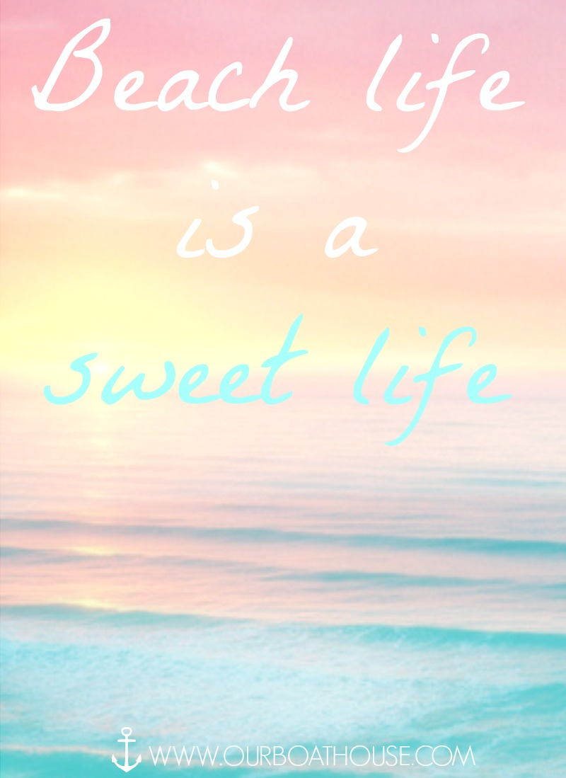 Quotes about beach living 64 quotes publicscrutiny Choice Image