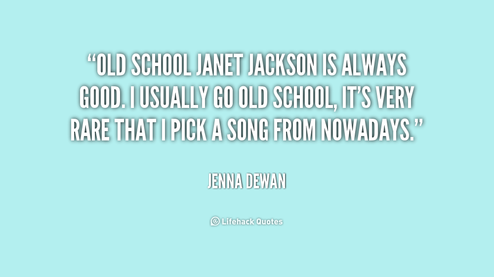 quotes about janet