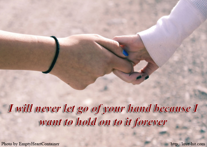 Quotes About Holding Your Hand (32 Quotes