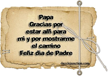 Quotes about Dad in spanish (27 quotes)