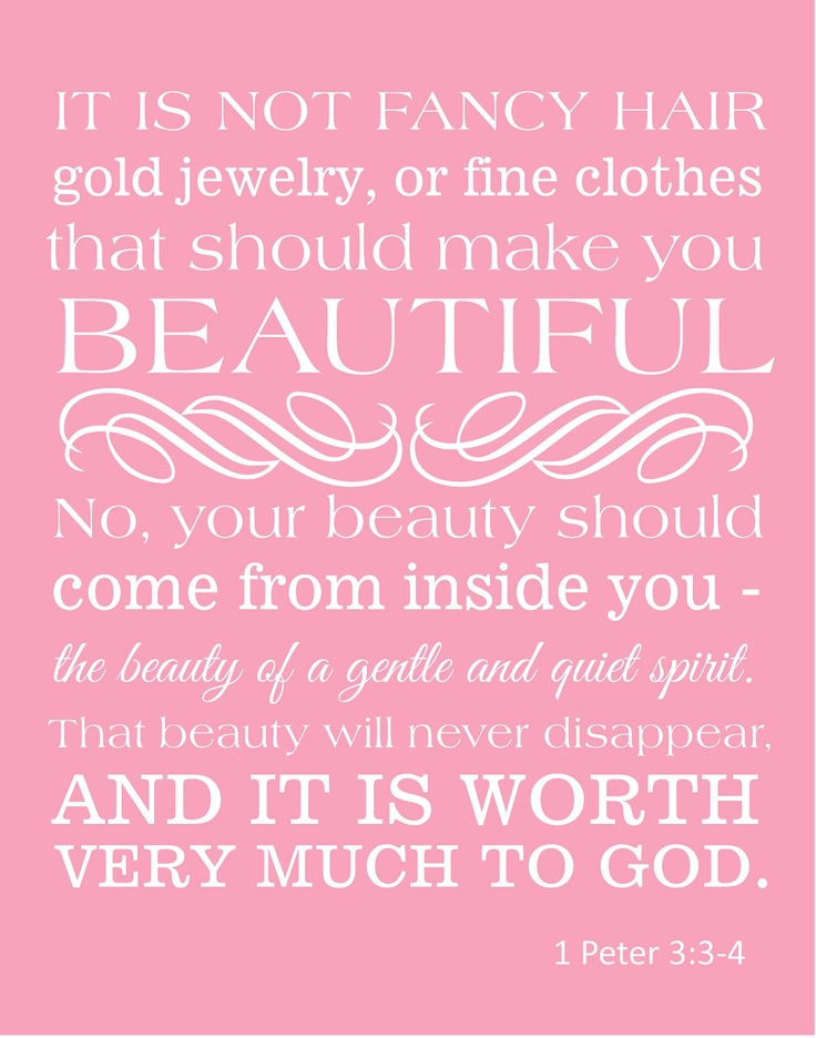 Quotes About Beauty In The Bible 24 Quotes