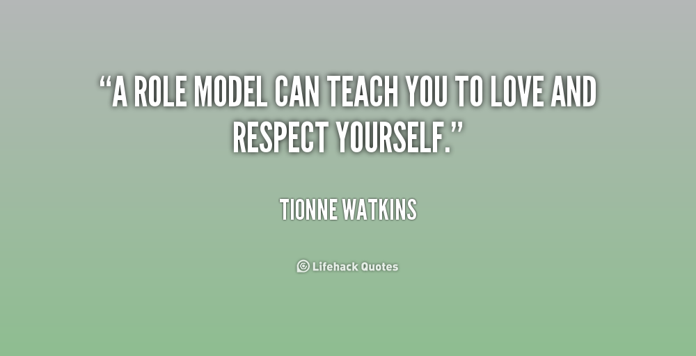 Quotes About Celebrities Being Role Models 15 Quotes
