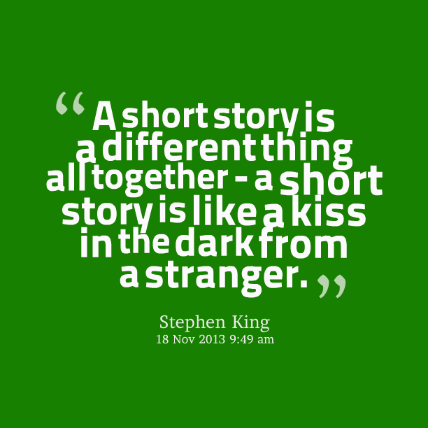 Quotes About Short Stories 60 Quotes New Quotes About Stories