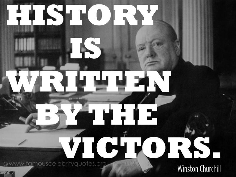 Image result for the victor's write history