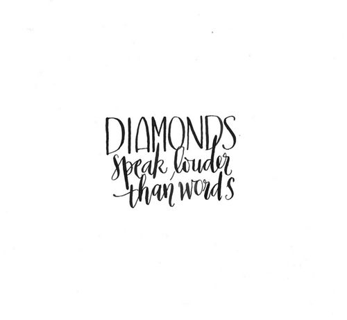 about diamond quote necklaces quotes