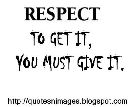 Quotes About Respect Others 195 Quotes