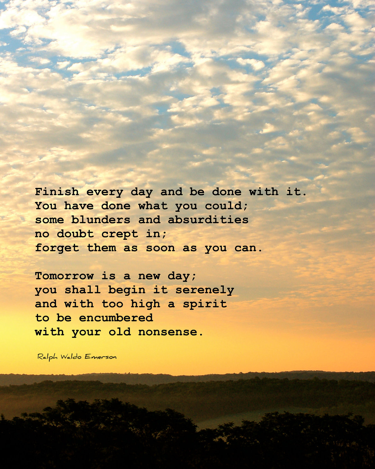 Quotes About Tomorrow Is A New Day 48 Quotes