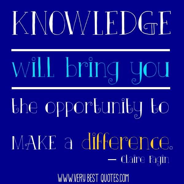 Quotes about Knowledge and learning 126 quotes